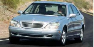 2000 Mercedes-Benz S Class Photo