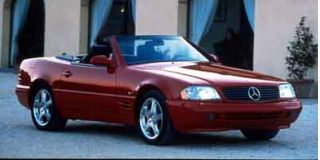 2000 Mercedes-Benz SL Class Photo