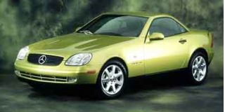 2000 Mercedes-Benz SLK Class Photo