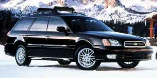 2000 Subaru Legacy Wagon Photo