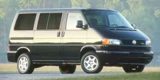 2000 Volkswagen EuroVan Photo