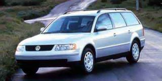 2000 Volkswagen Passat Photo