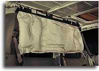 2000 Ford airbag curtain