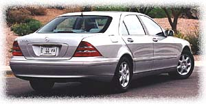 2000 mercedes benz s class page 1 review the car connection for Mercedes benz s class 2000