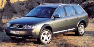 2001 Audi Allroad Photo