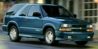 2001 Chevrolet Blazer Photo