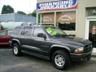 2001 Dodge Durango used car