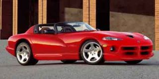 2001 Dodge SRT Viper Photo