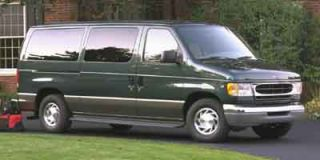 2001 Ford Econoline Wagon Photo