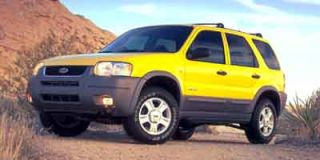 2001 Ford Escape Photo