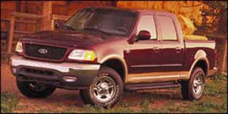 2001 Ford F-150 SuperCrew Photo
