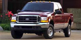 2001 Ford Super Duty F-350 SRW Photo