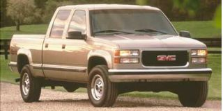 2001 GMC Sierra 1500HD Photo