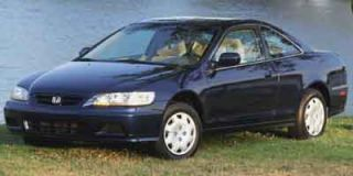 2001 Honda Accord Coupe Photo