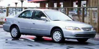 2001 Honda Accord Sedan Photo