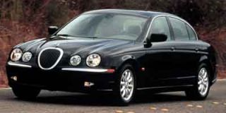 2001 Jaguar S-TYPE Photo