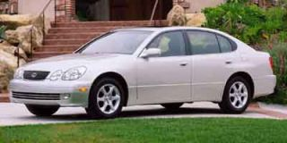 2001 Lexus GS 300 Photo