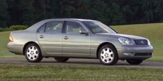 2001 Lexus LS 430 Photo