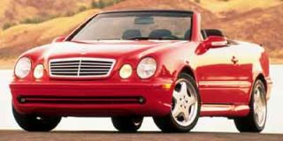 2001 Mercedes-Benz CLK Class Photo
