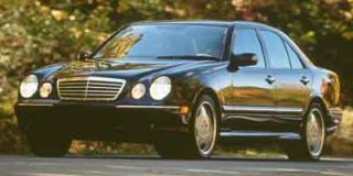 2001 Mercedes-Benz E Class Photo