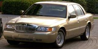 2001 Mercury Grand Marquis Photo