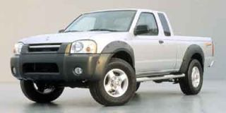 2001 Nissan Frontier 2WD Photo