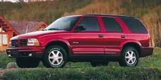 2001 Oldsmobile Bravada Photo