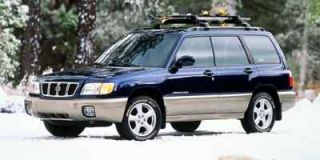 2001 Subaru Forester Photo