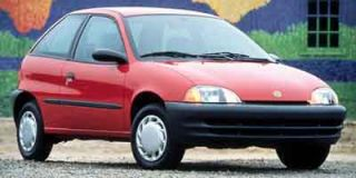 2001 Suzuki Swift Photo