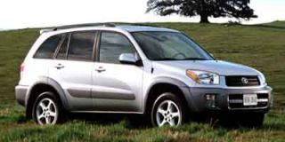 2001 Toyota RAV4 Photo