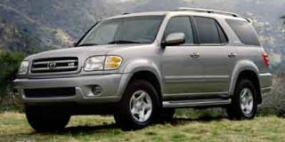 2001 Toyota Sequoia Photo