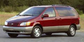 2001 Toyota Sienna Photo