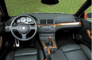 BMW M Review Ratings Specs Prices And Photos The Car - 2001 bmw convertible