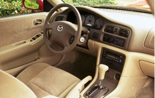 2001 Mazda 626 Review, Ratings, Specs, Prices, and Photos - The Car