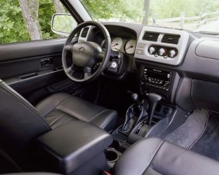 2001 Nissan Frontier 2WD Review, Ratings, Specs, Prices ...