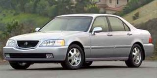 2002 Acura RL Photo