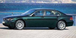 2002 BMW 7-Series Photo
