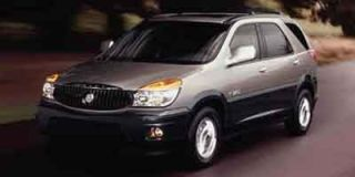 2002 Buick Rendezvous Photo