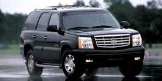 2002 Cadillac Escalade Photo
