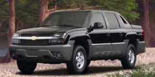 2002 Chevrolet Avalanche Photo