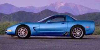 2002 Chevrolet Corvette Photo