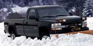2002 Chevrolet Silverado 2500HD Photo