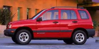 2002 Chevrolet Tracker Photo