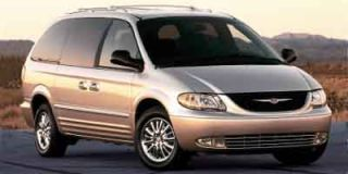 2002 Chrysler Town & Country Photo