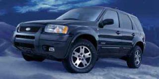 2002 Ford Escape Photo