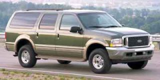 2002 Ford Excursion Photo
