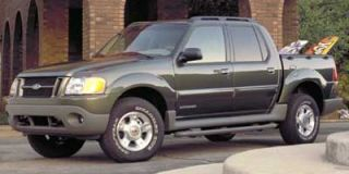 2002 Ford Explorer Sport Trac Photo