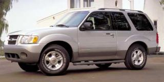 2002 Ford Explorer Sport Photo