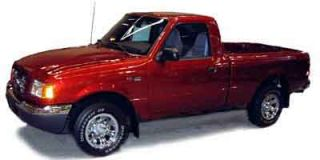 2002 Ford Ranger Photo