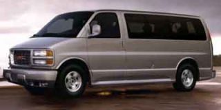 2002 GMC Savana Passenger Photo